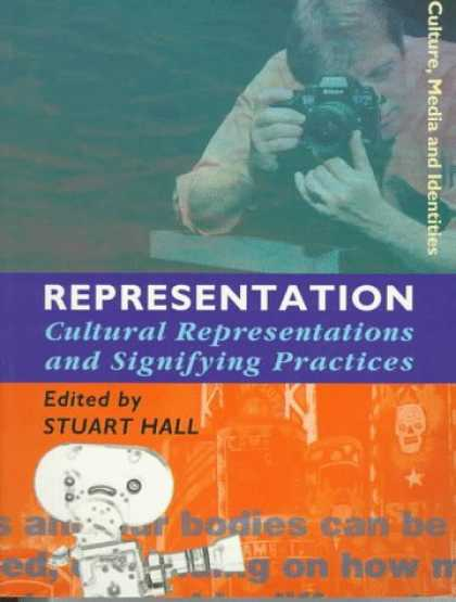 Books About Media - Representation: Cultural Representations and Signifying Practices (Culture, Medi