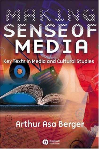 Books About Media - Making Sense of Media: Key Texts in Media and Cultural Studies