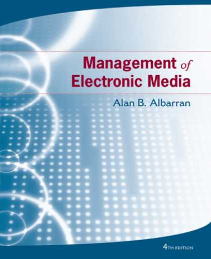 Books About Media - Management of Electronic Media