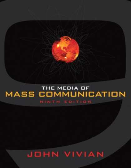 Books About Media - Media of Mass Communication Value Package (includes MyCommunicationLab with E-Bo