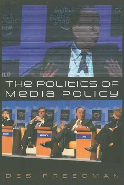 Books About Media - The Politics of Media Policy
