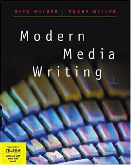 Books About Media - Modern Media Writing (with CD-ROM and InfoTrac ) (Wadsworth Series in Mass Commu
