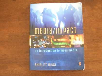Books About Media - Media / Impact an Introduction to Mass Media