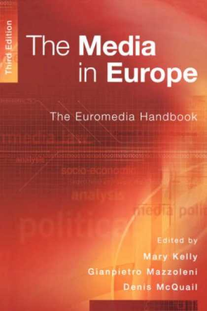 Books About Media - The Media in Europe: The Euromedia Handbook