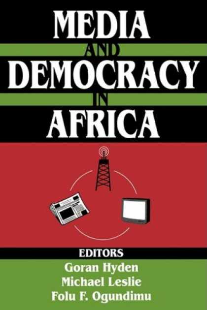 Books About Media - Media and Democracy in Africa