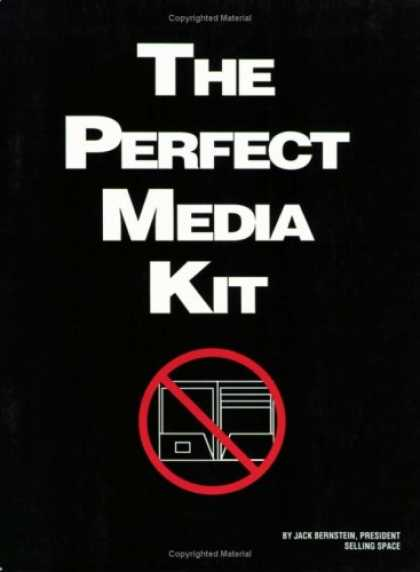 Books About Media - The Perfect Media Kit