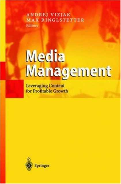 Books About Media - Media Management