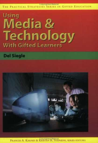 Books About Media - Using Media & Technology with Gifted Learners
