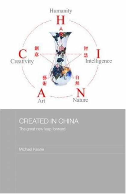 Books About Media - Created in China: The Great New Leap Forward (Routledge Media, Culture and Socia