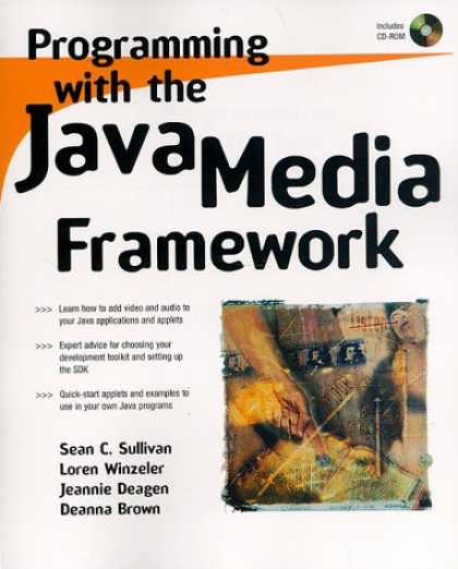 Books About Media - Programming With the Java Media Framework