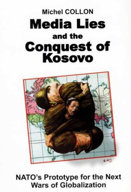 Books About Media - Media Lies and the Conquest of Kosovo