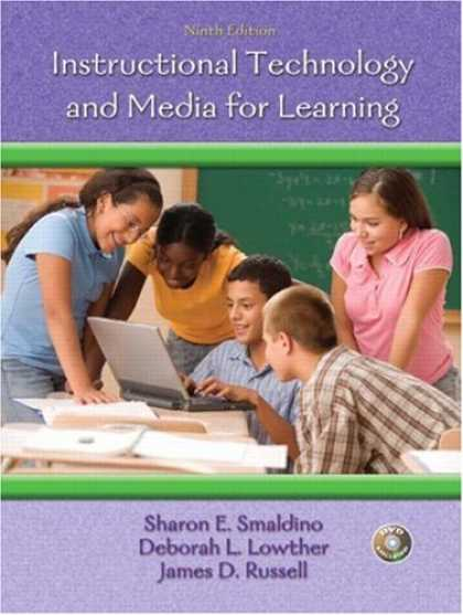 Books About Media - Instructional Technology and Media for Learning (9th Edition)