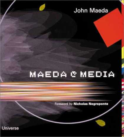 Books About Media - Maeda @ Media