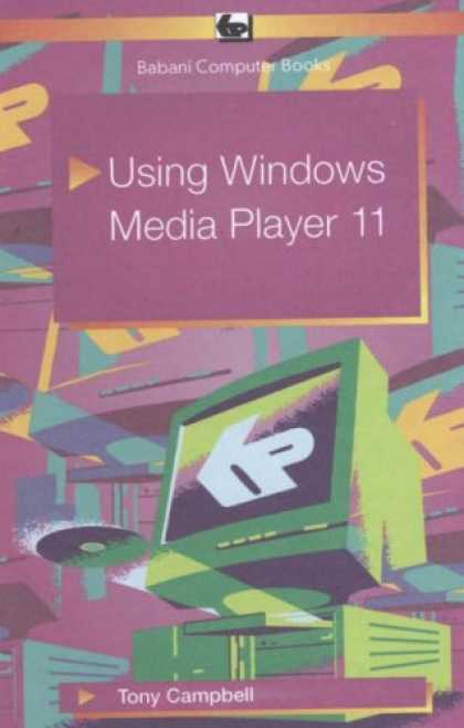 Books About Media - Using Windows Media Player 11