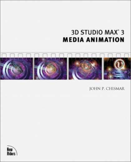Books About Media - 3D Studio MAX 3(r) Media Animation