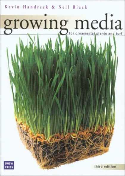 Books About Media - Growing Media for Ornamental Plants and Turf