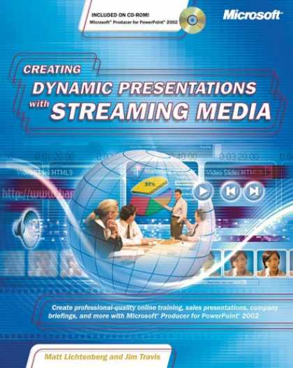 Books About Media - Creating Dynamic Presentations with Streaming Media (Bpg-Other)