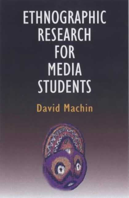 Books About Media - Ethnographic Research for Media Studies