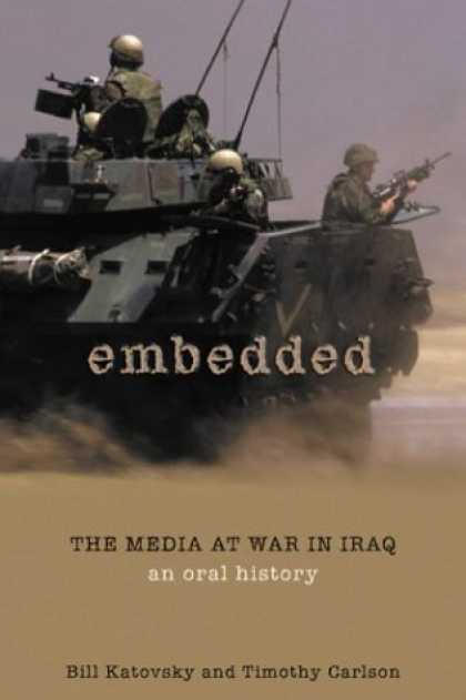 Books About Media - Embedded: The Media At War in Iraq