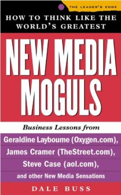 Books About Media - How to Think Like the World's Greatest New Media Moguls