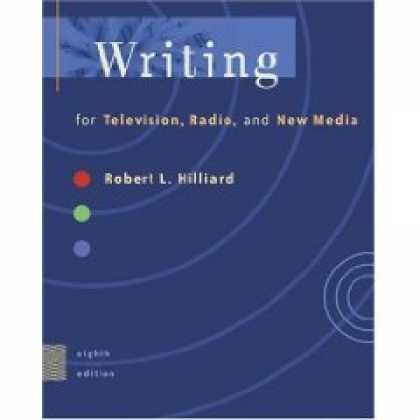 Books About Media - Writing for Television, Radio, and New Media - 8th Edition