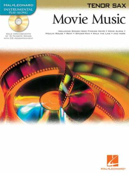 Books About Movies - Movie Music: Tenor Sax (Instrumental Folio)