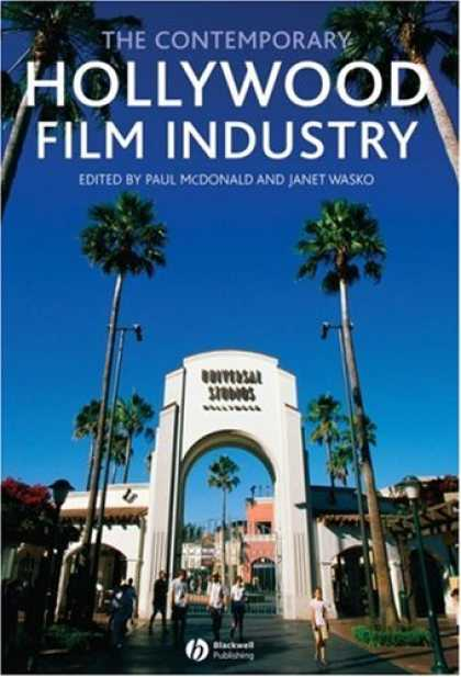 Books About Movies - The Contemporary Hollywood Film Industry