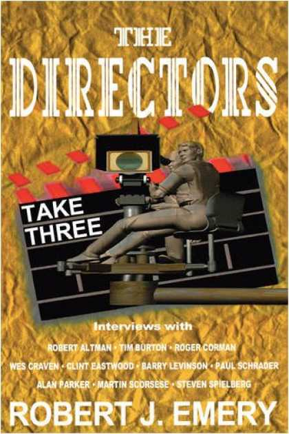 Books About Movies - The Directors: Take Three