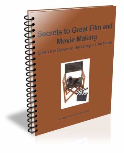 Books About Movies - Secrets to Great Film and Movie Making