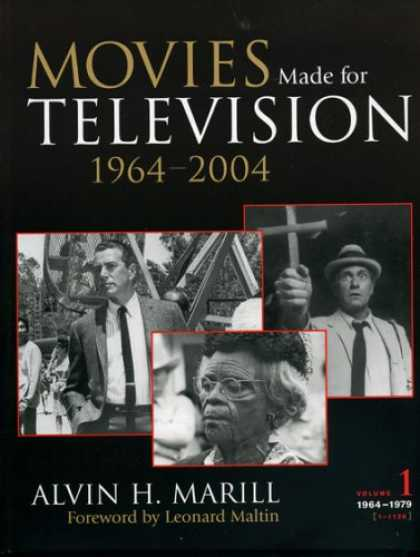 Books About Movies - Movies Made for Television: 1964-2004