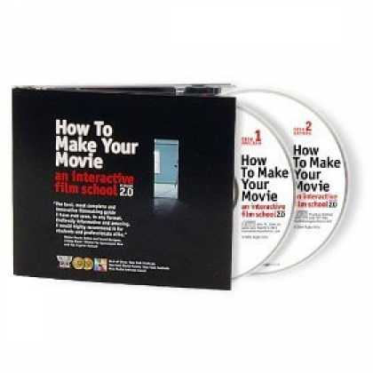 Books About Movies - How to Make Your Movie: An Interactive Film School Version 2.0 (CD-ROM)