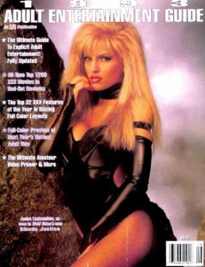 Books About Movies - AVN 1993 Adult Entertainment Guide: Directory of Adult Films with the Top 1200 M