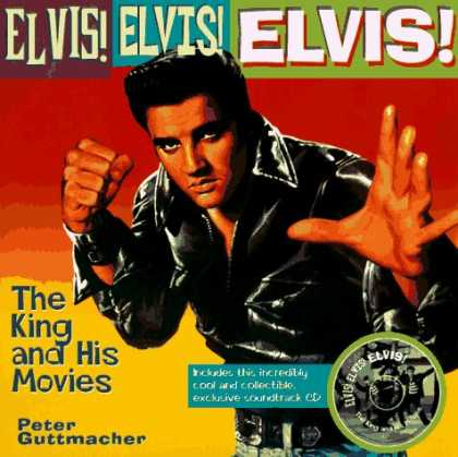 Books About Movies - Elvis! Elvis! Elvis: The King and His Movies