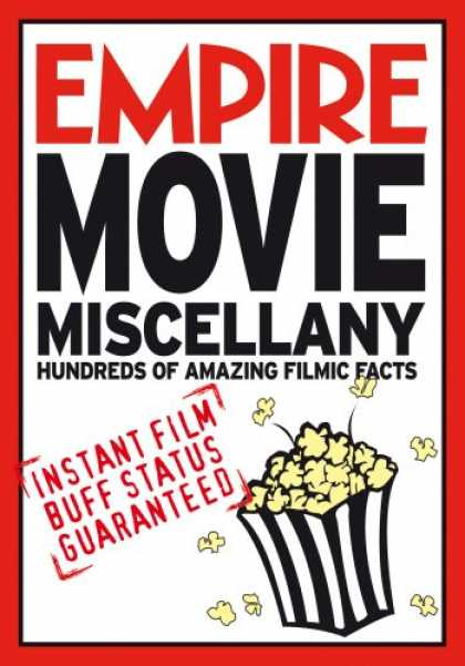 "Books About Movies - ""Empire"" Movie Miscellany: Instant Film Buff Status Guaranteed"