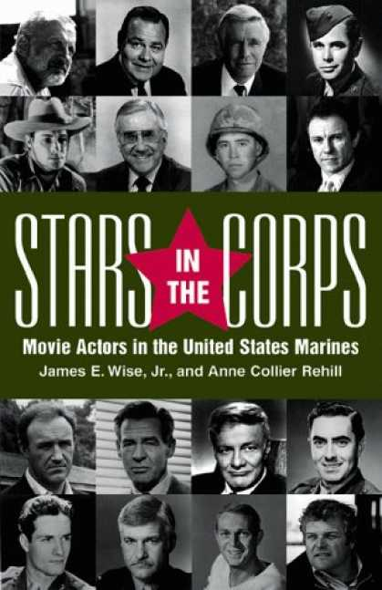Books About Movies - Stars in the Corps: Movie Actors in the United States Marines
