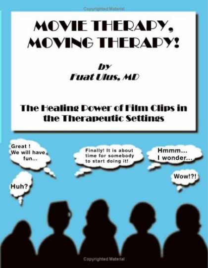 Books About Movies - Movie Therapy, Moving Therapy!