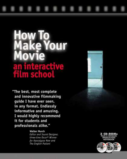 Books About Movies - How To Make Your Movie: An Interactive Film School
