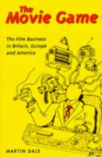 Books About Movies - The Movie Game: The Film Business in Britain, Europe and America (Film Studies)