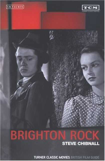 Books About Movies - Brighton Rock: The British Film Guide 11 (Turner Classic Movies British Film Gui