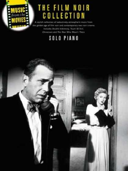 Books About Movies - Music from the Movies: The Film Noir Collection (Solo Piano)