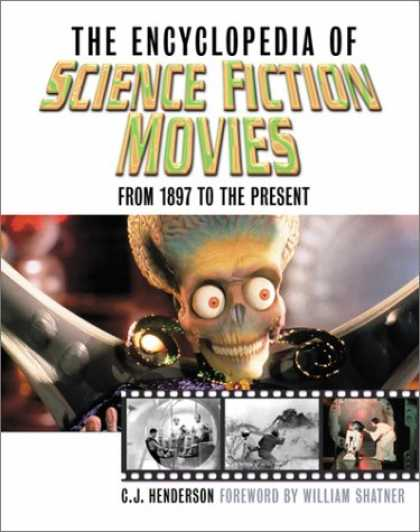 Books About Movies - The Encyclopedia of Science Fiction Movies (Facts on File Film Reference Library