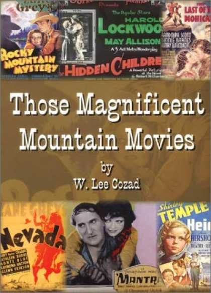 Books About Movies - Those Magnificent Mountain Movies