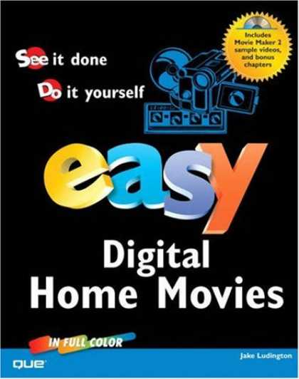 Books About Movies - Easy Digital Home Movies
