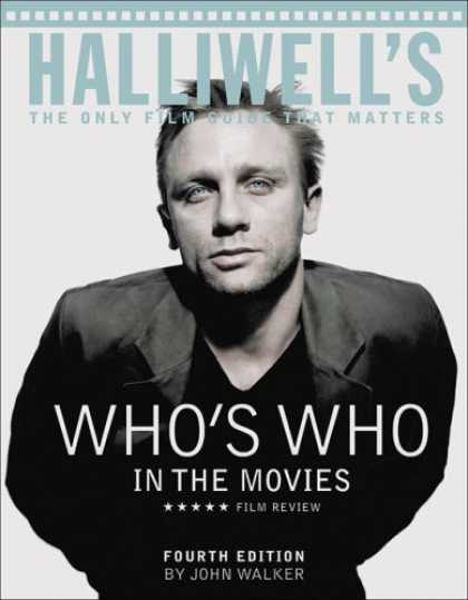 Books About Movies - Halliwell's Who's Who in the Movies: The Only Film Guide That Matters