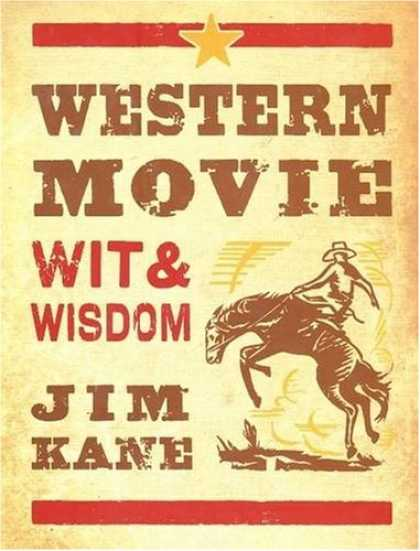 Books About Movies - Western Movie Wit & Wisdom