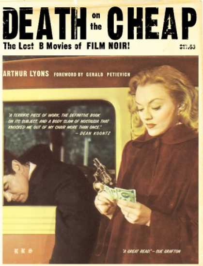 Books About Movies - Death on the Cheap: The Lost B Movies of Film Noir
