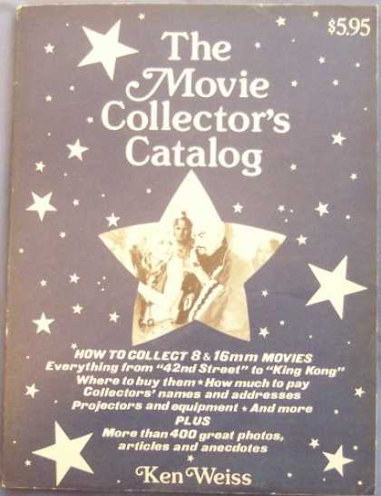 Books About Movies - The Movie Collector's Catalog