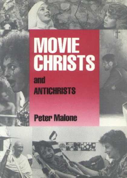Books About Movies - Movie Christs and Antichrists