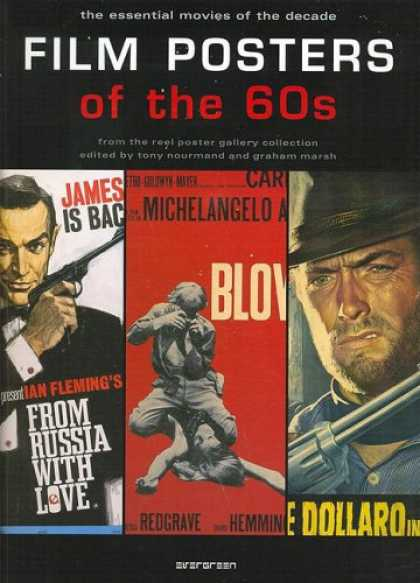 Books About Movies - Film Posters Of The 60s: The Essential Movies Of The Decade