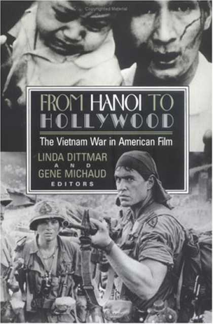 Books About Movies - From Hanoi to Hollywood: The Vietnam War in American Film